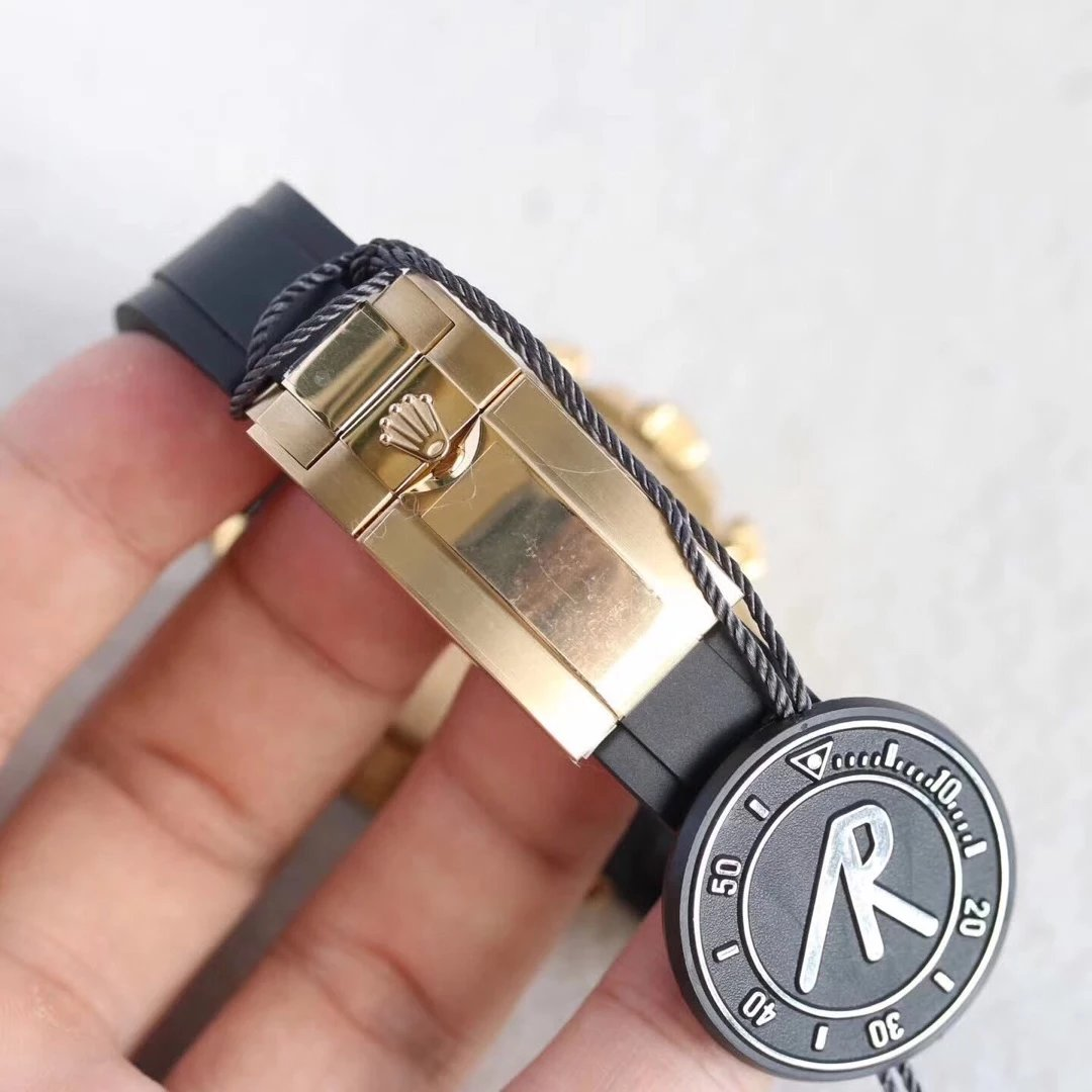 116518LN Daytona Buckle