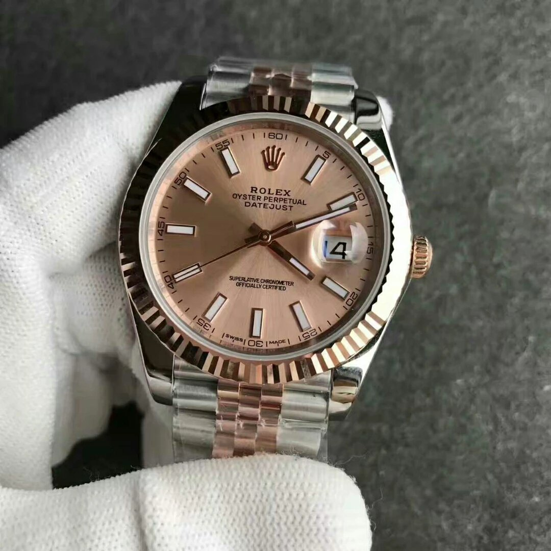41mm Rolex Datejust Two Tone 126331