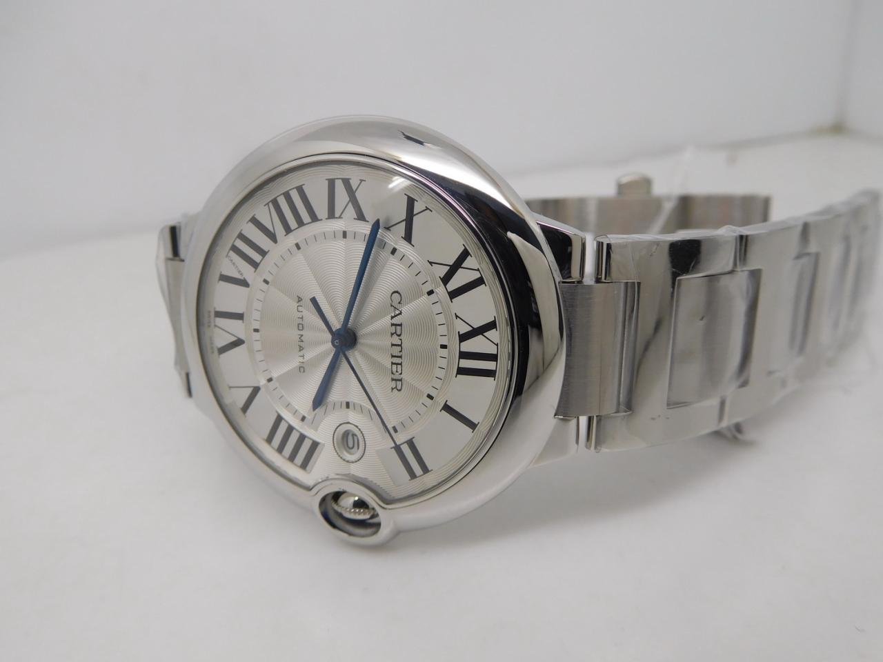 42mm Cartier Ballon Bleu Case