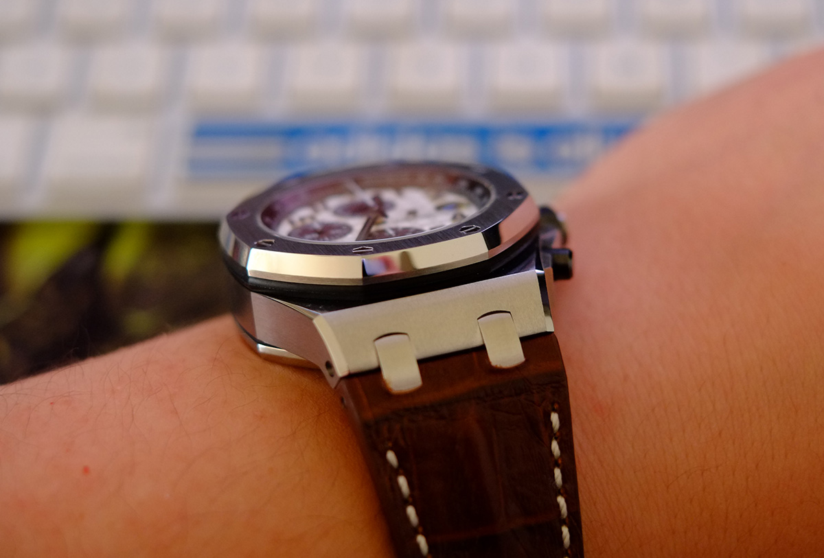 Rep AP 26470ST Safari Watch Review