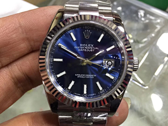 AR Factory Replica Rolex Datejust II 126334