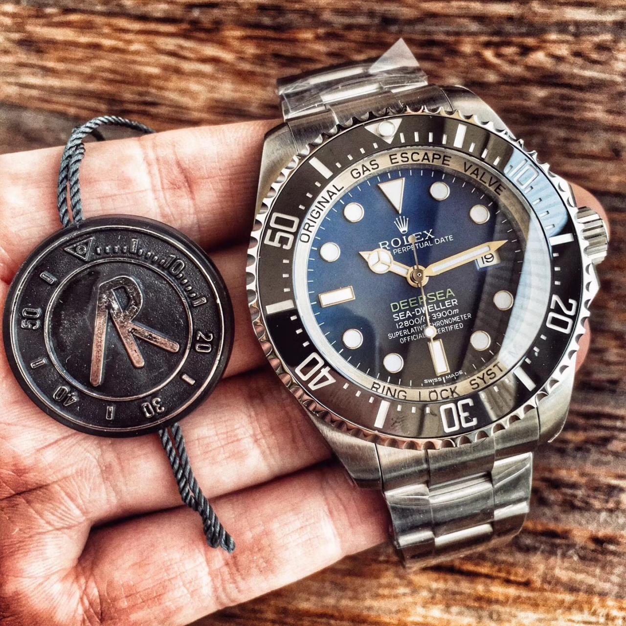 ARF Rolex DEEPSEA Sea-Dweller D-Blue Replica