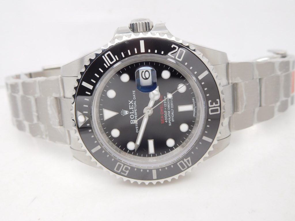 ARF V2 Sea-Dweller 126600 Single Red Dial