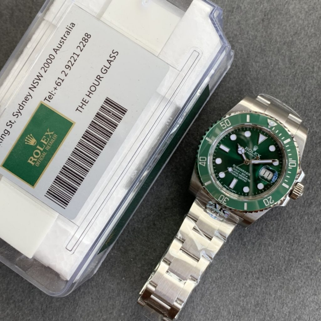 AR Factory Published V3 Submariner 116610LN and 116610LV