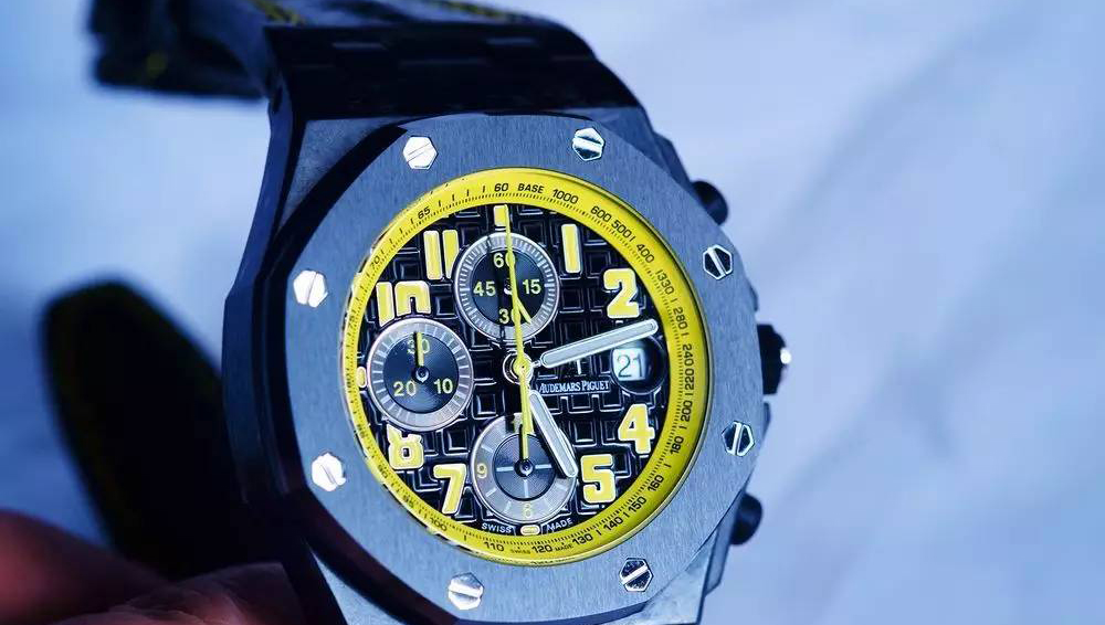 J12 Published A Dream Sports Watch – Replica Audemars Piguet BumbleBee 26176FO.OO.D101CR.02