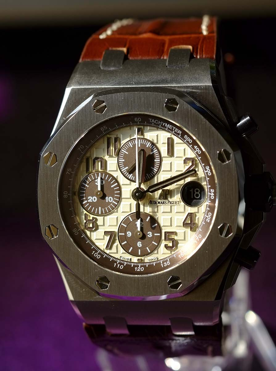 Audemars Piguet Safari Replica