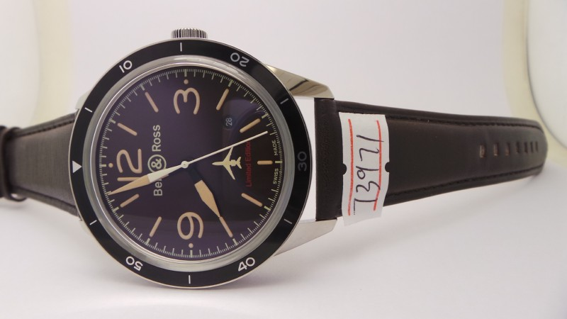 Bell Ross BR123 Falcon Dial