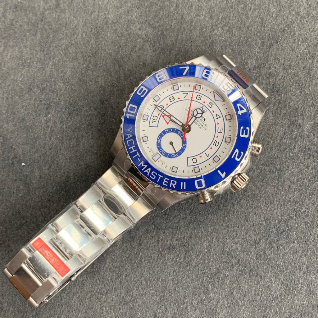 Best Replica Rolex YachtMaster II Blue Watch