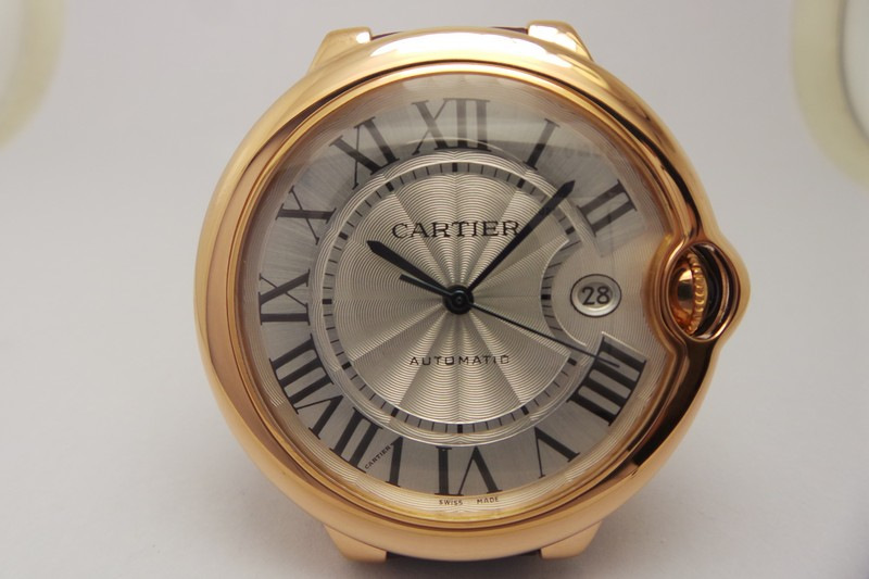 Cartier Ballon Bleu Rose Gold Replica