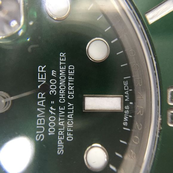Fake Submariner Dial