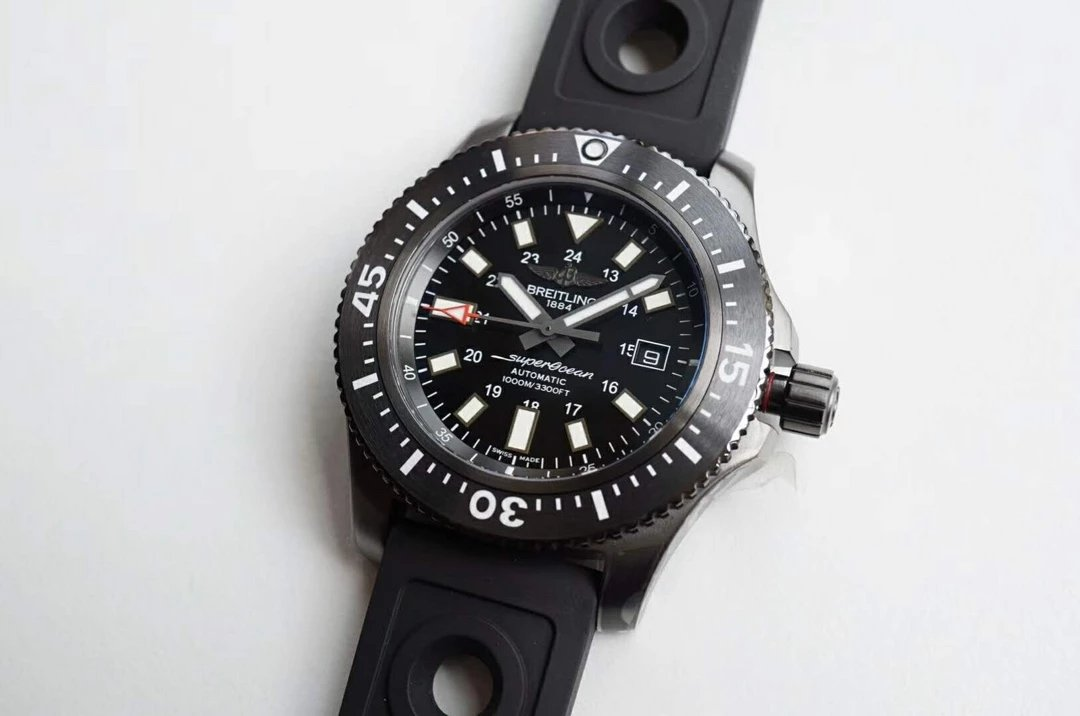 GF Replica Breitling BlackSteel
