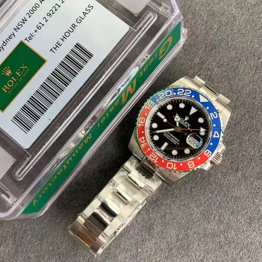 About Noob Factory and Their Super 3186 116710BLNR 116710LN
