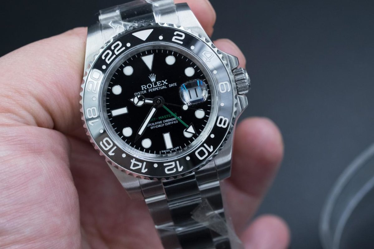 Take a Look at This GMT Master II and Undertand Noob Factory Better
