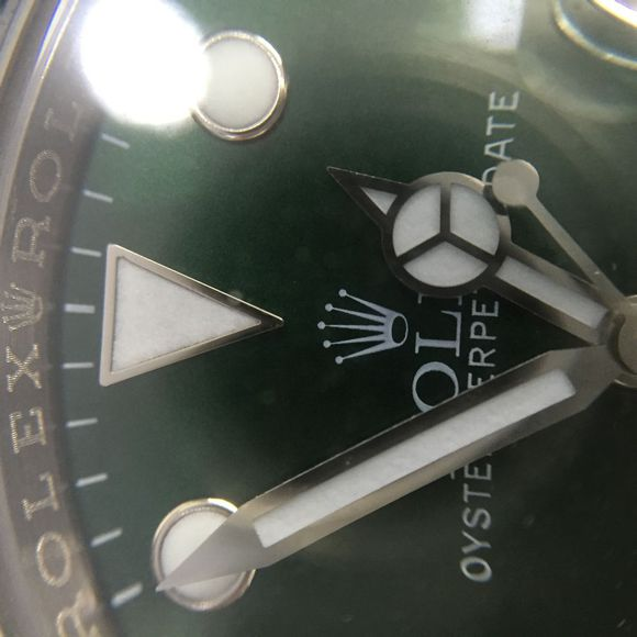 Genuine Rolex Crown