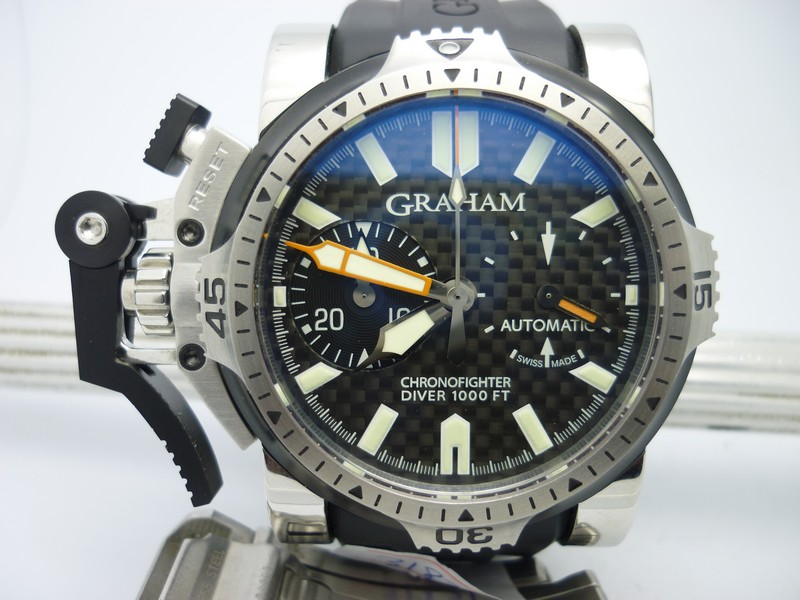 Graham Tech Seal Watch Replica