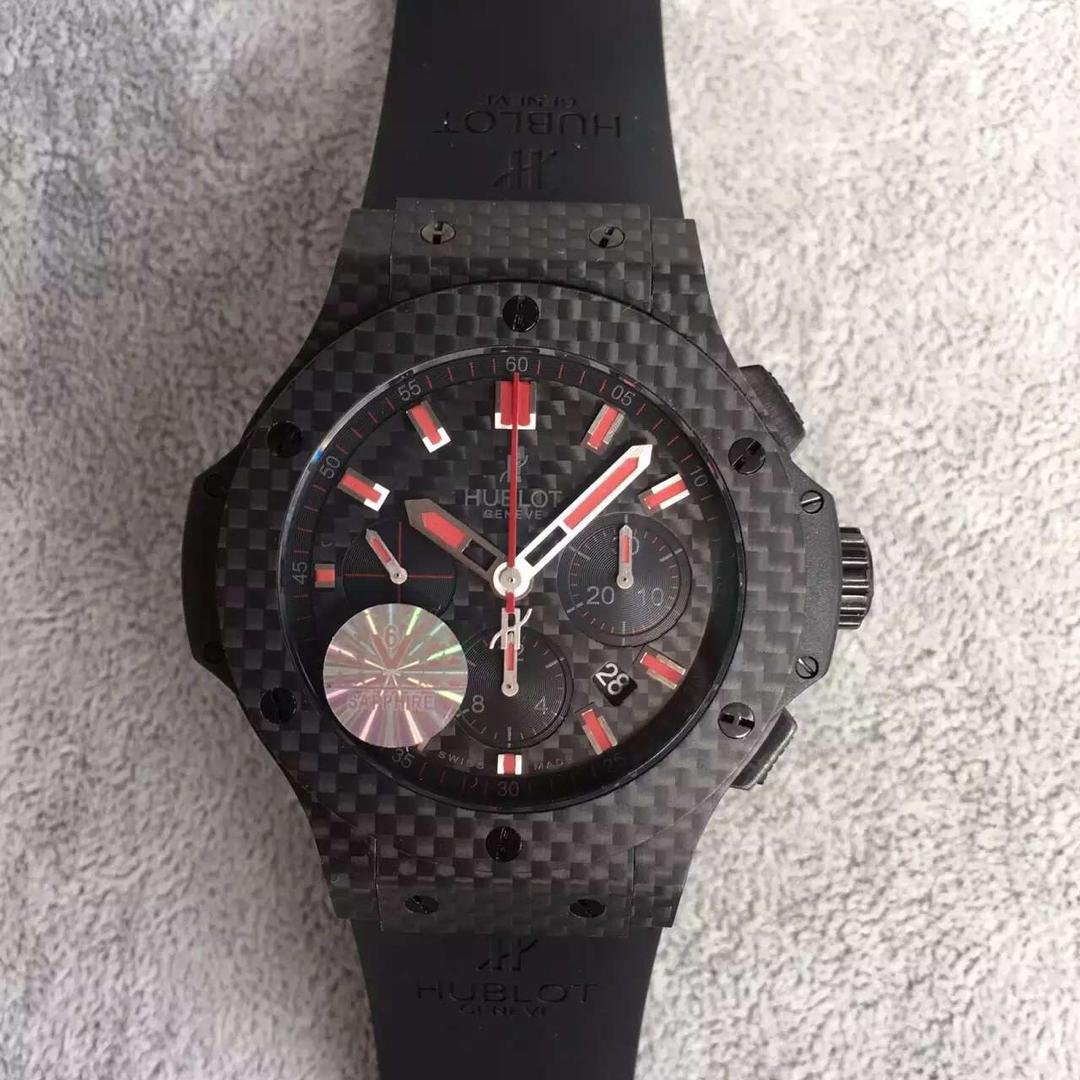 HBB V6 Replica Hublot Big Bang Carbon