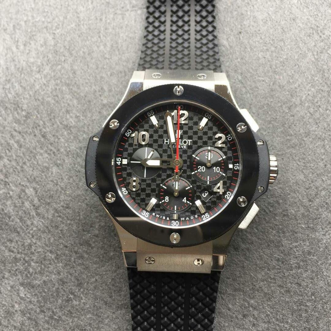 Hublot Big Bang 301.CX.130.RX Black Dial