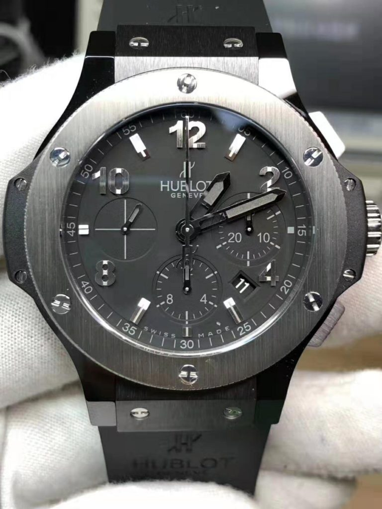 Hublot Big Bang Balck Dial
