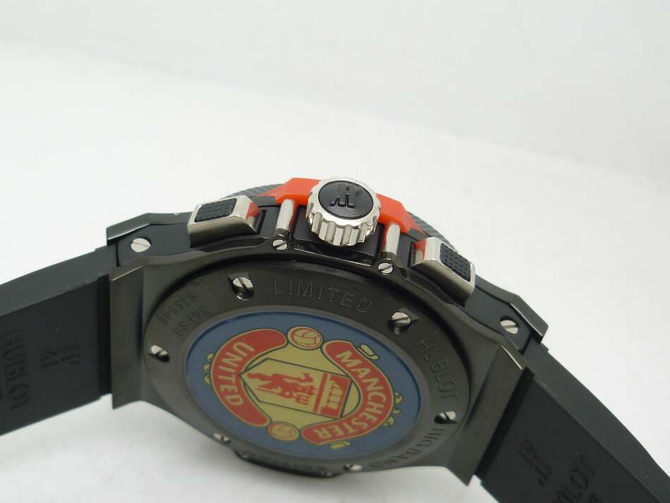 Hublot Red Devil Crown