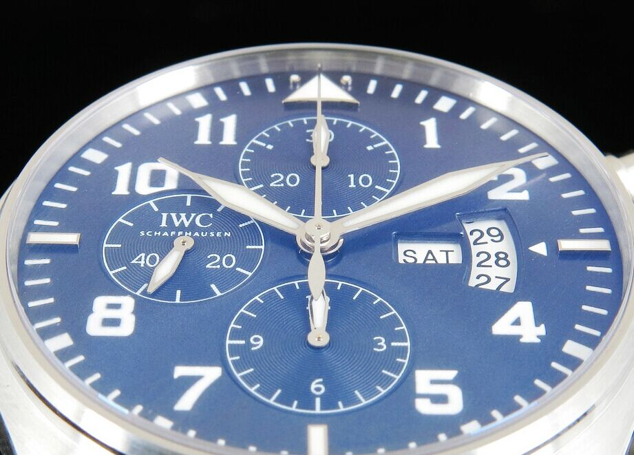 IW377706 Blue Dial