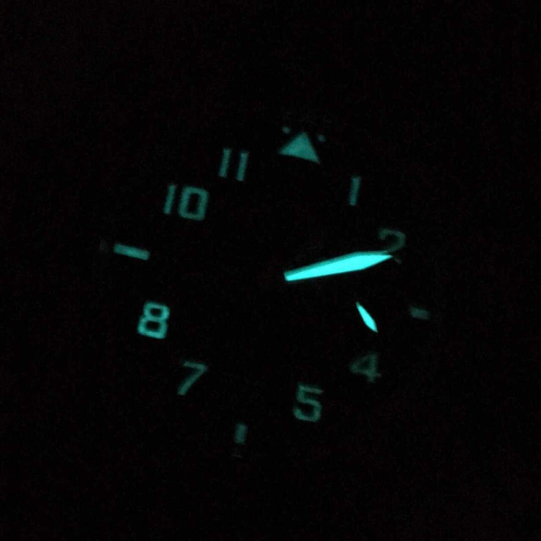 IW500908 Dial Lume