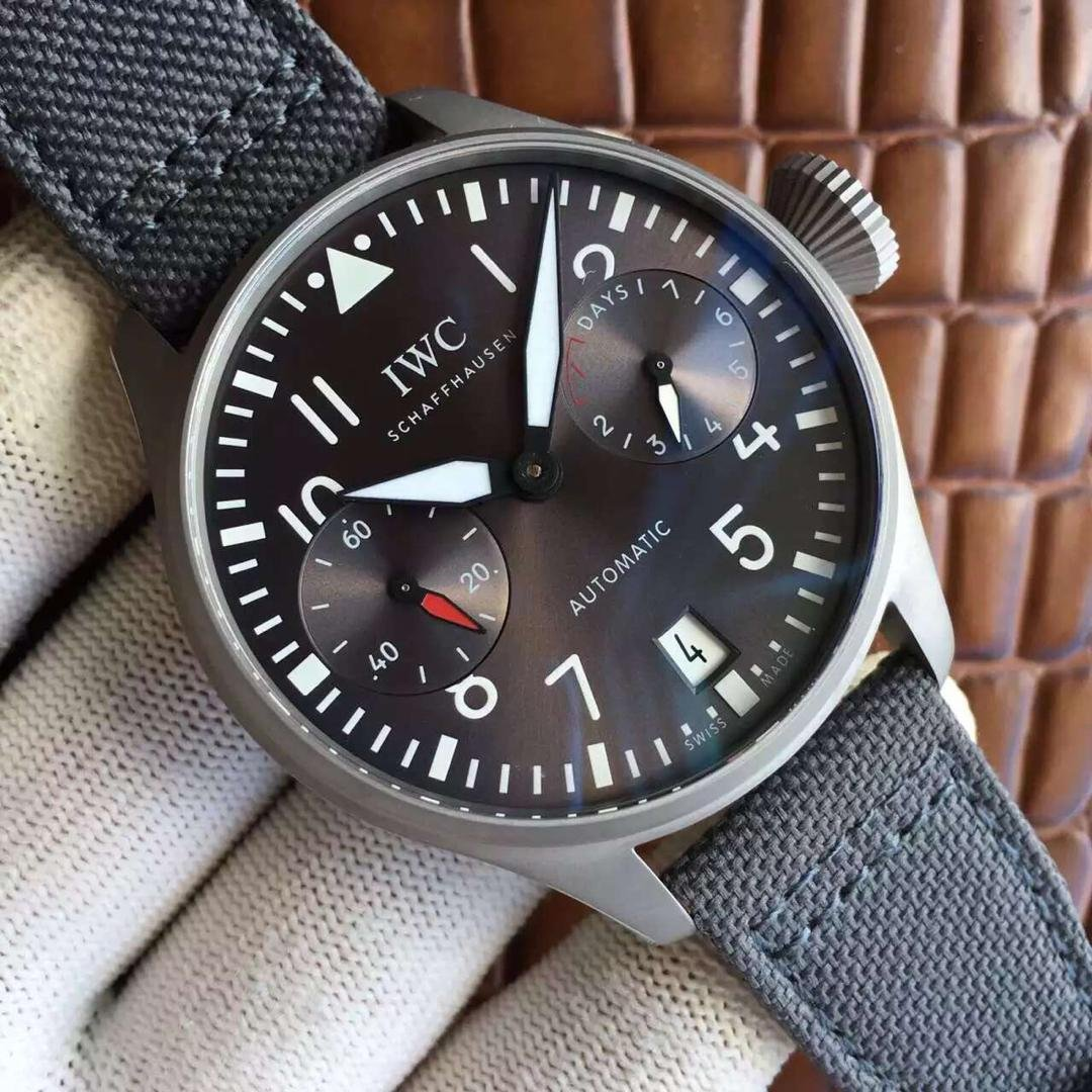 IWC Big Pilot IW500910 Replica