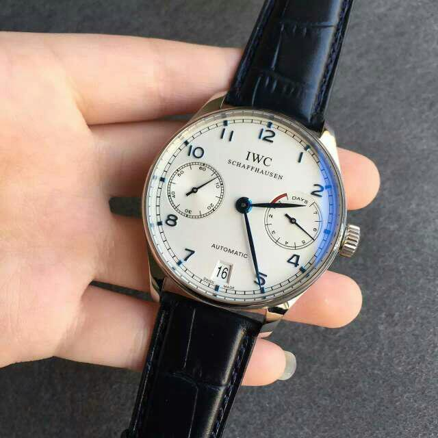 IWC Portuguese 7 Days Power Reserve IW500705 Replica