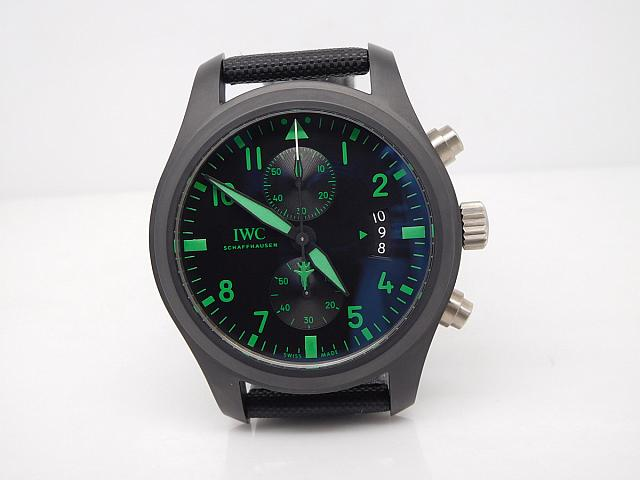 IWC Top Gun Green Replica
