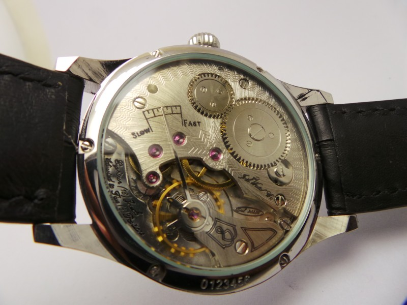 IWC Unitas 6497 Movement