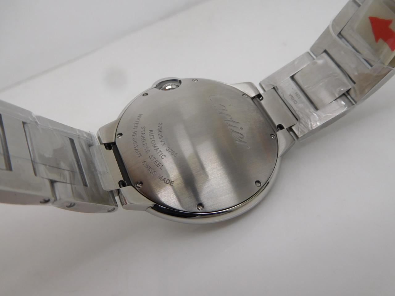 J12 Cartier Ballon Bleu 42mm Case Back