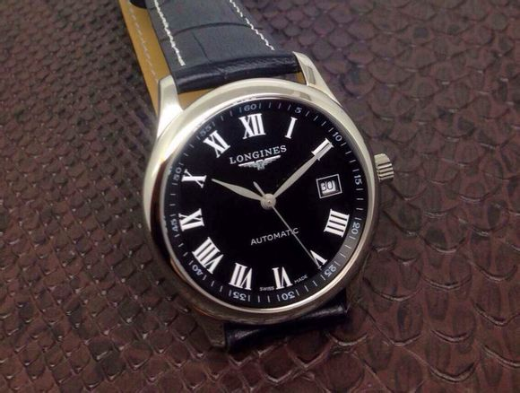 Longines Black Watch