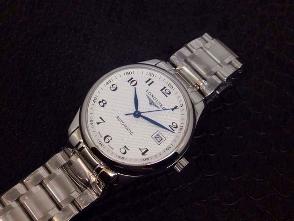 Longines Blue Hands