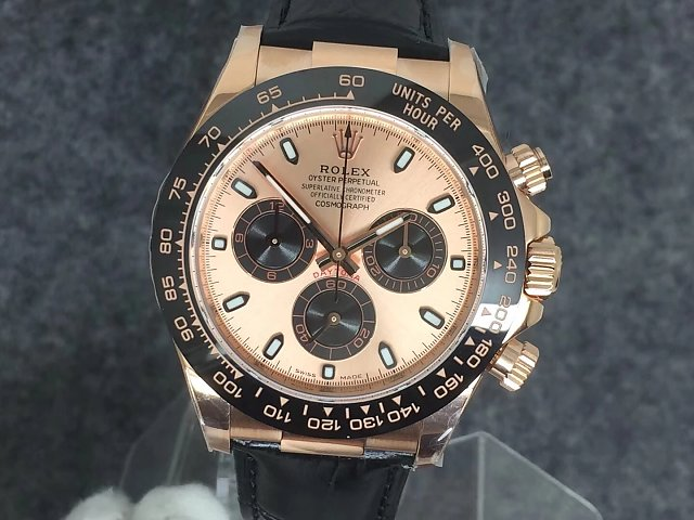 Noob Replica Rolex Daytona Gold Watch