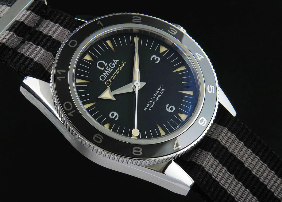 Omega Case Left Side