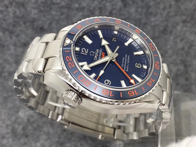 Omega Planet Ocean GMT 43.5mm Case