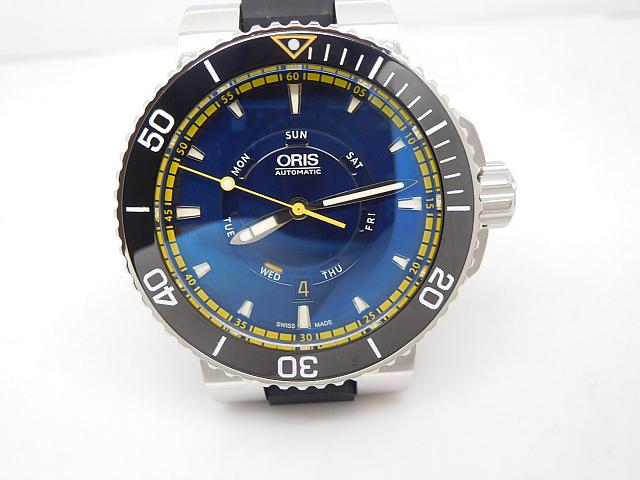 Oris Aquis Great Barrier Reef Replica