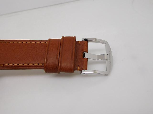 PAM 029 Brown Leather Strap