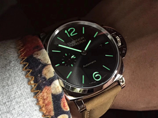 VS Factory Replica Panerai PAM 904 Luminor Due 42 3 Days with Super Clone XXXIV Movement