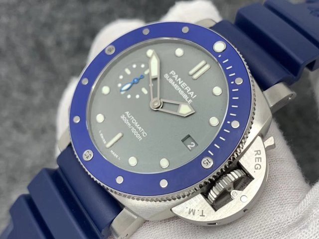 PAM 959 Blue Ceramic Bezel