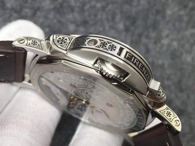 PAM 972 Engraved Crown Bridge