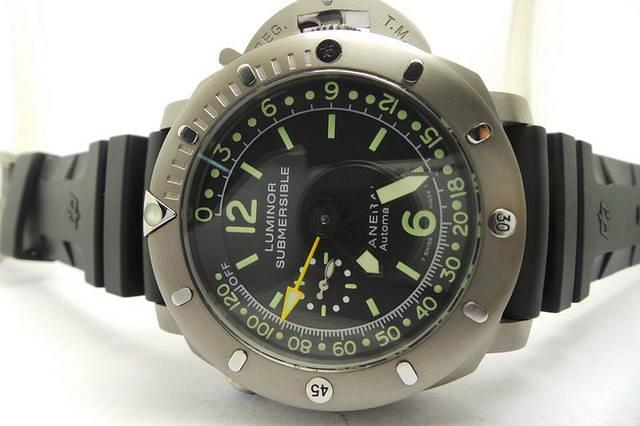 Panerai Depth Gauge Replica