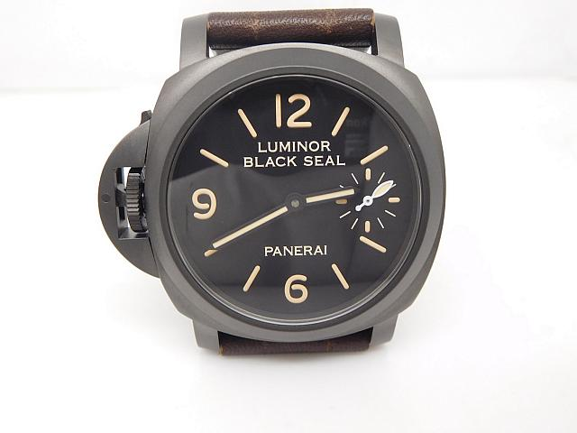Panerai Luminor Black Seal Replica