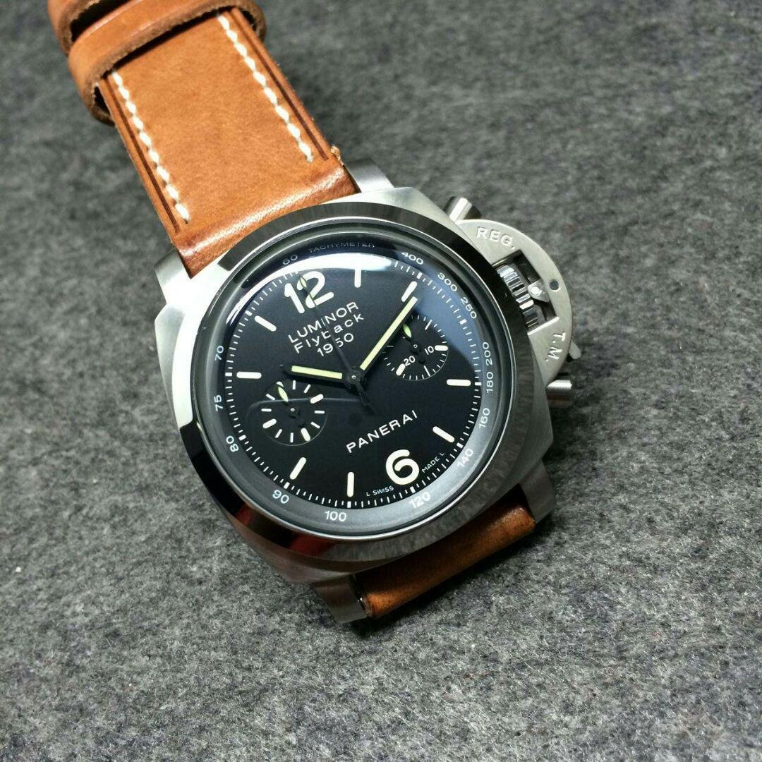 Panerai Luminor Flyback Chrono Replica