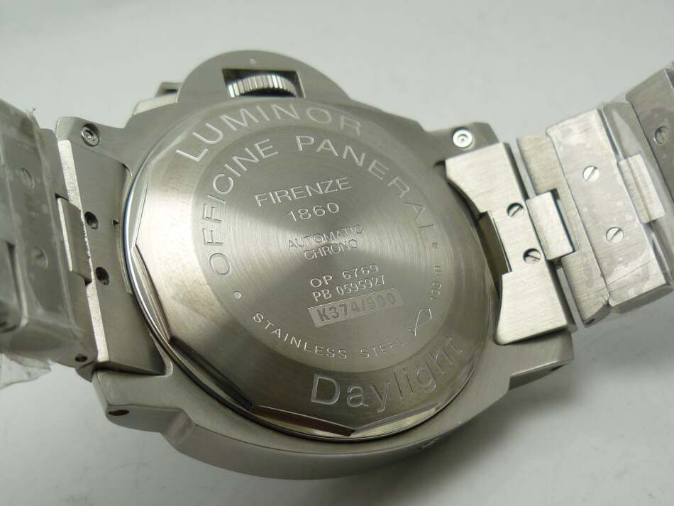 Panerai PAM 236 Case Back
