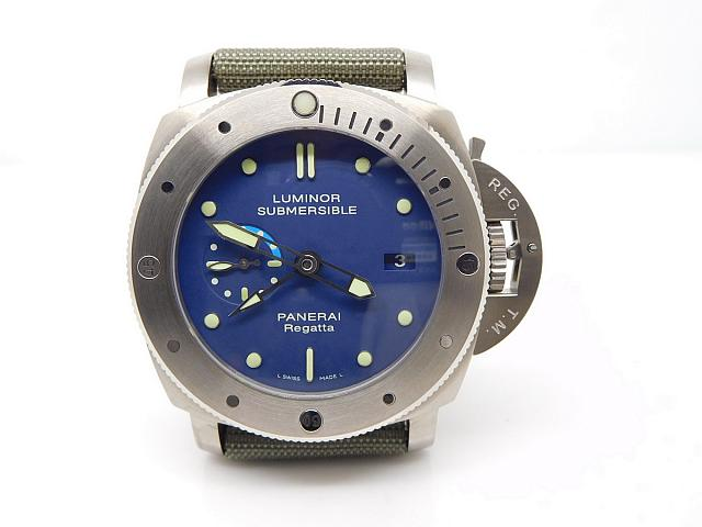 Panerai Regatta GMT Replica