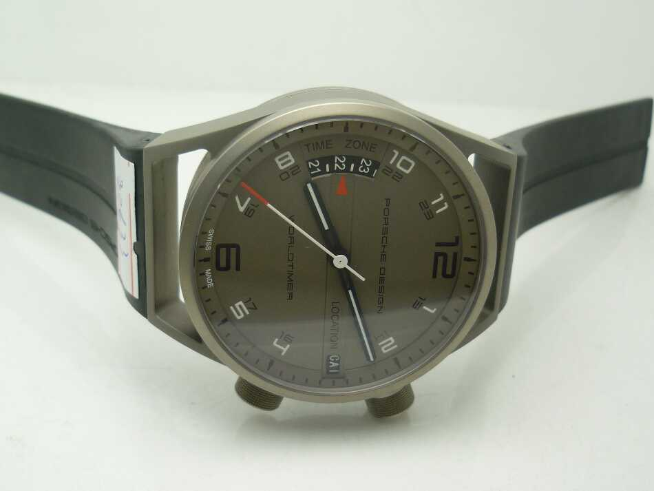 Porsche Design WorldTimer Replica