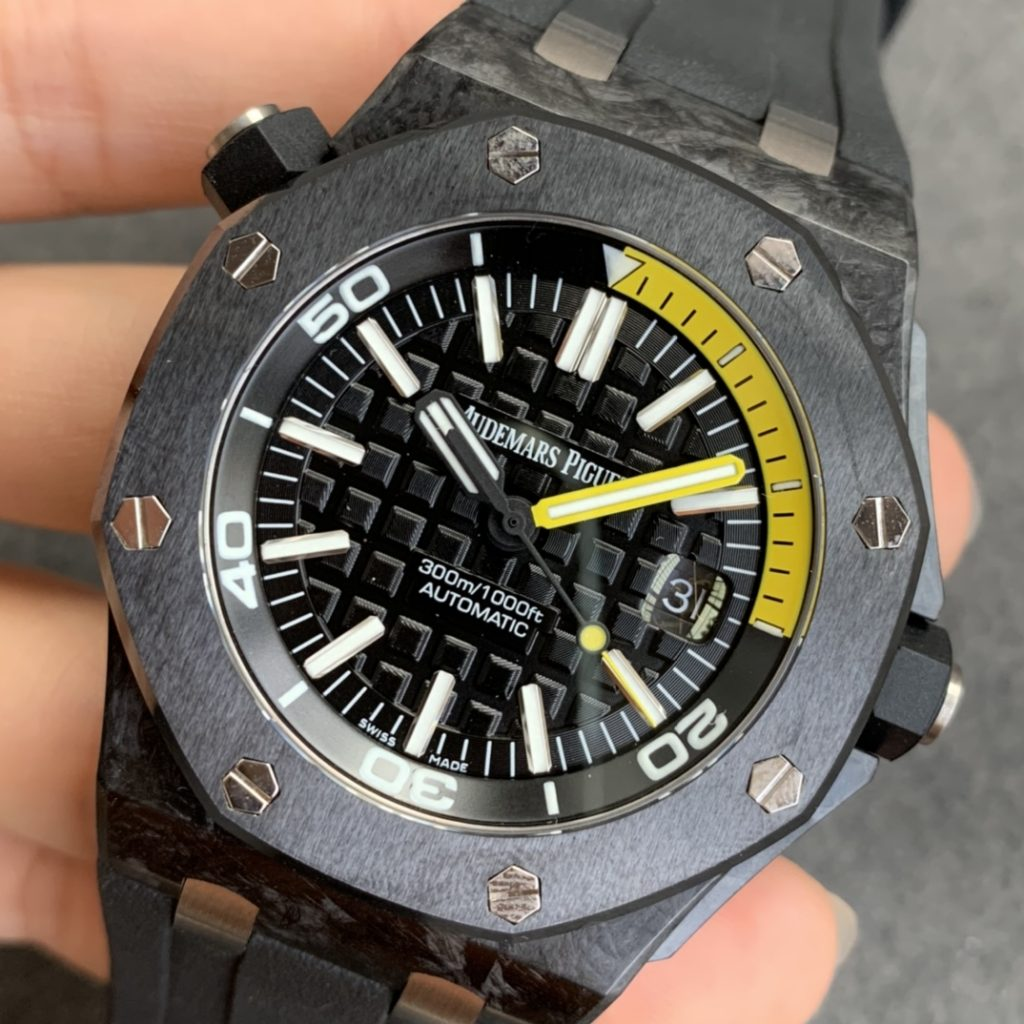 Replica Audemars Piguet 15706 Forged Carbon