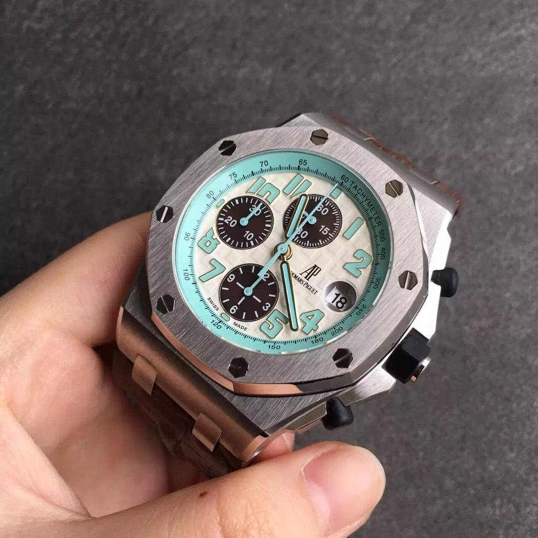 Replica Audemars Piguet Montauk Highway 3126 Crystal