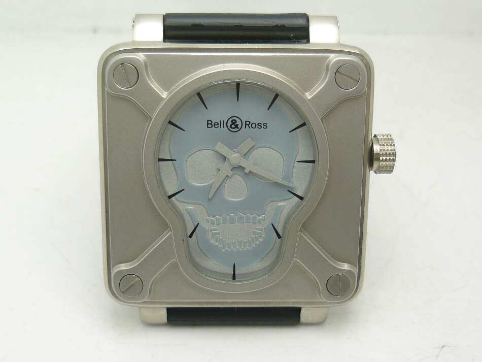 Replica Bell & Ross Skull Watch