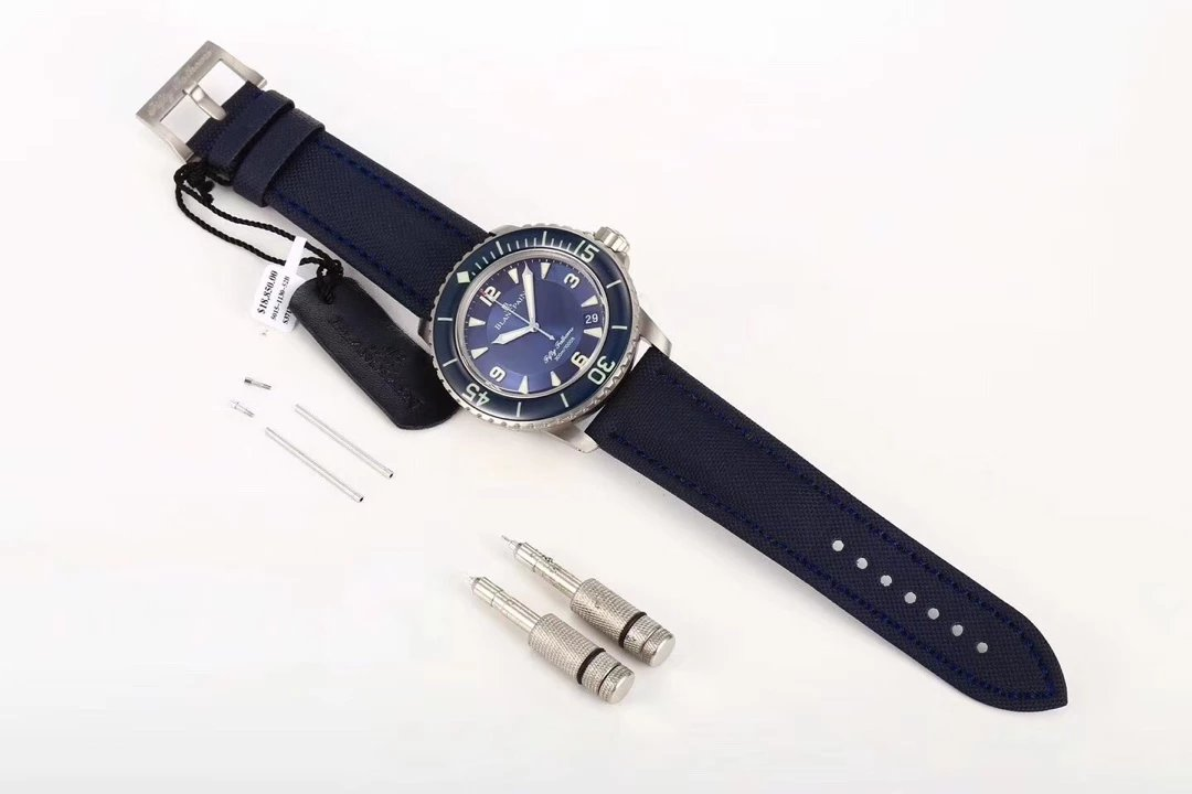 Replica Blancpain Fifty Fathoms Blue Watch
